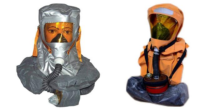 Самоспасатели изолирующие СПИ-1 и СИП-20